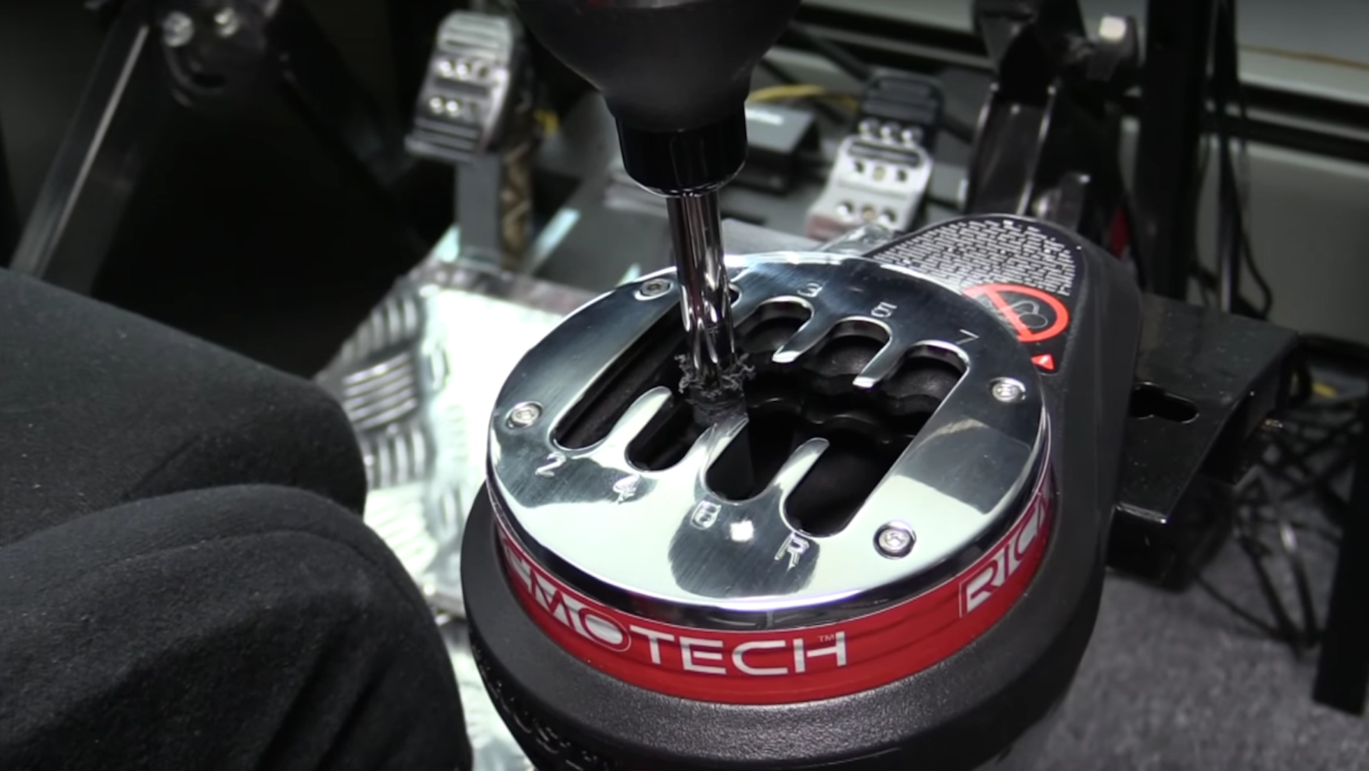 Ricmotech Short Shifter Kit for Thrustmaster Review