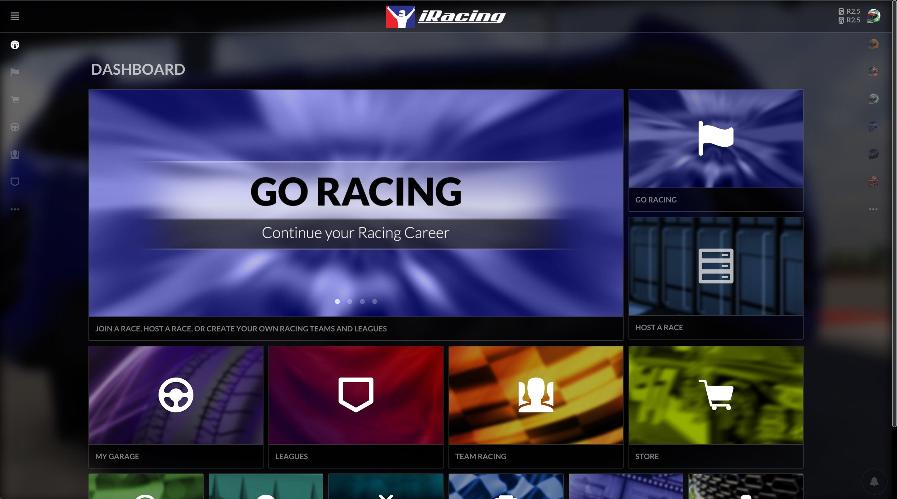 iRacing Previews the Next Couple of Builds