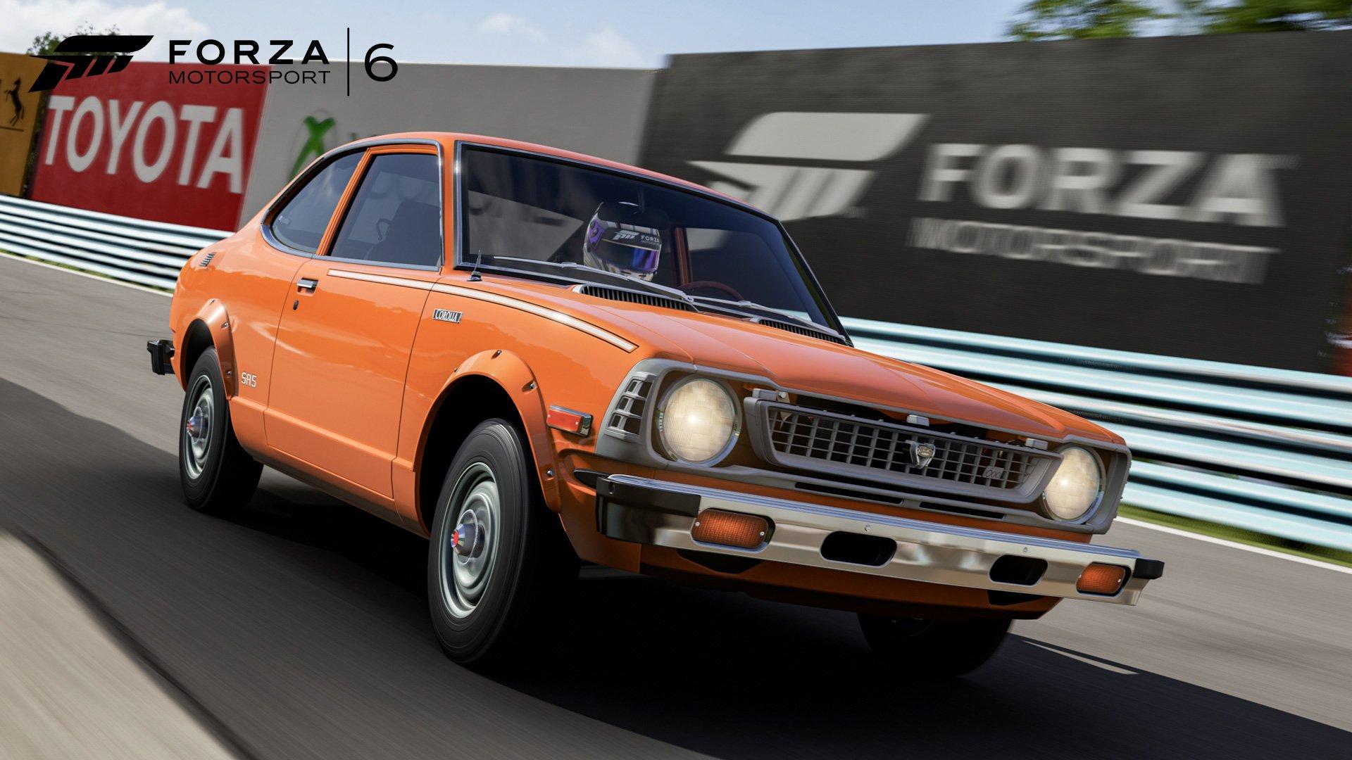 1974 Toyota Corolla SR5 Forza Motorsport 6