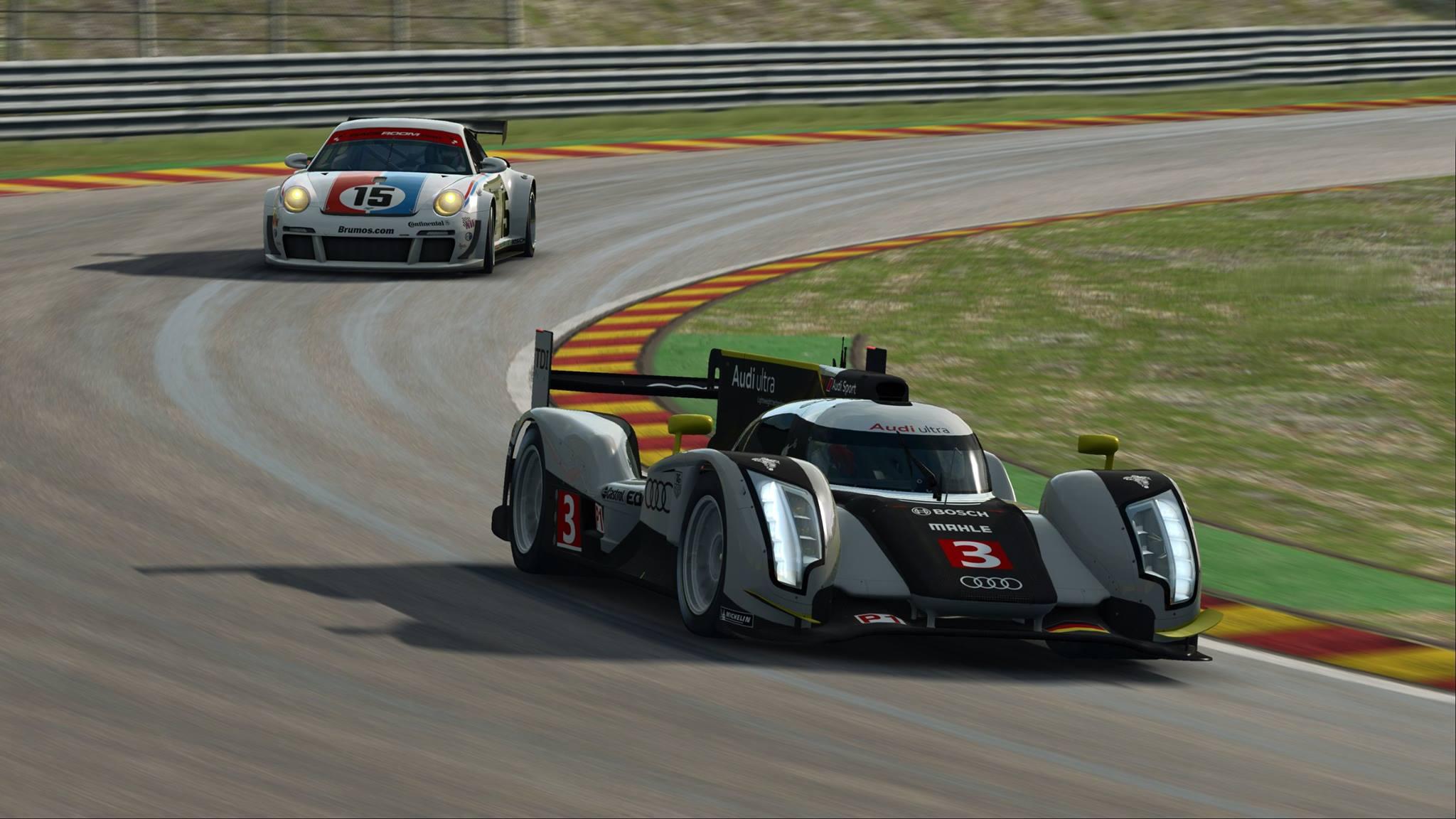 Audi R18 RaceRoom 3