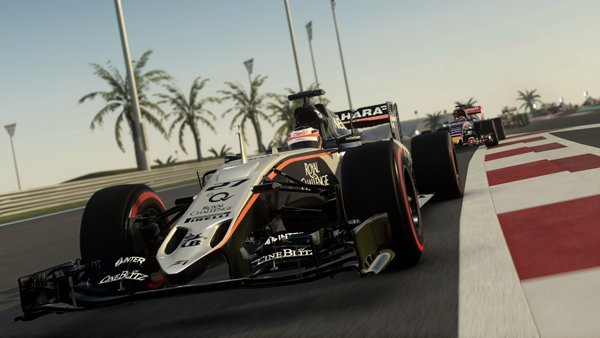 Force India F1 2015
