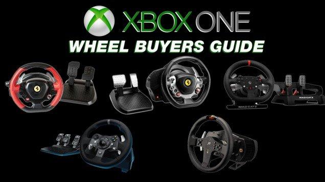 XBox One Racing Wheel buyers guide