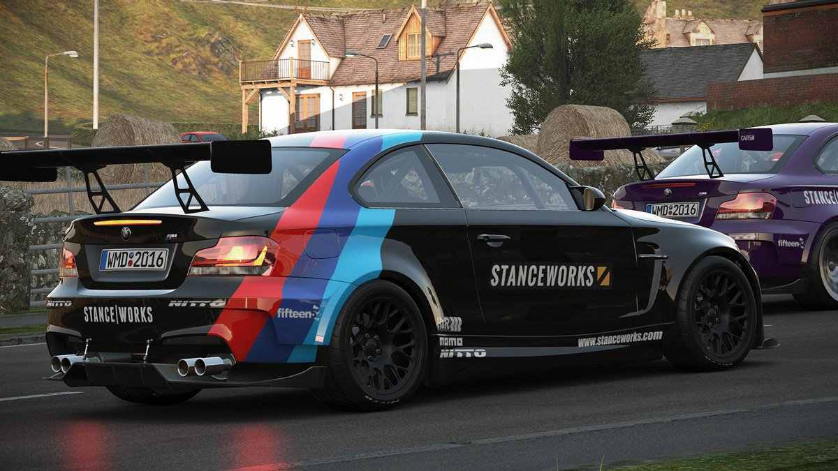 More Project Cars Stanceworks Track Expansion Previews Inside Sim Racing
