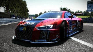 2015 R8 Audi LMS Project CARS