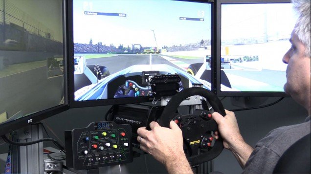 AccuForce Pro With F1 2015