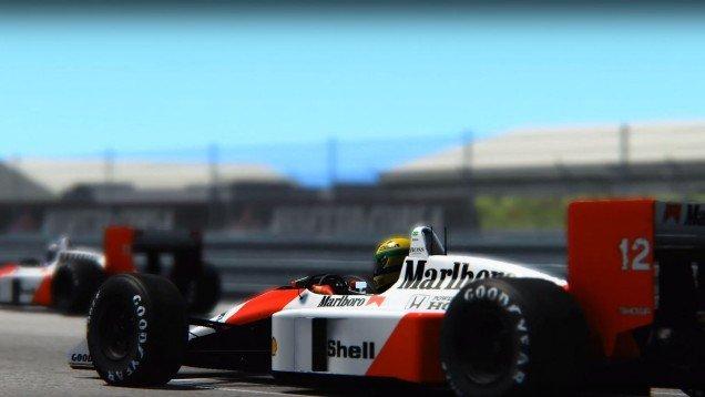 Mak Corp MP4-4 McLaren Assetto Corsa