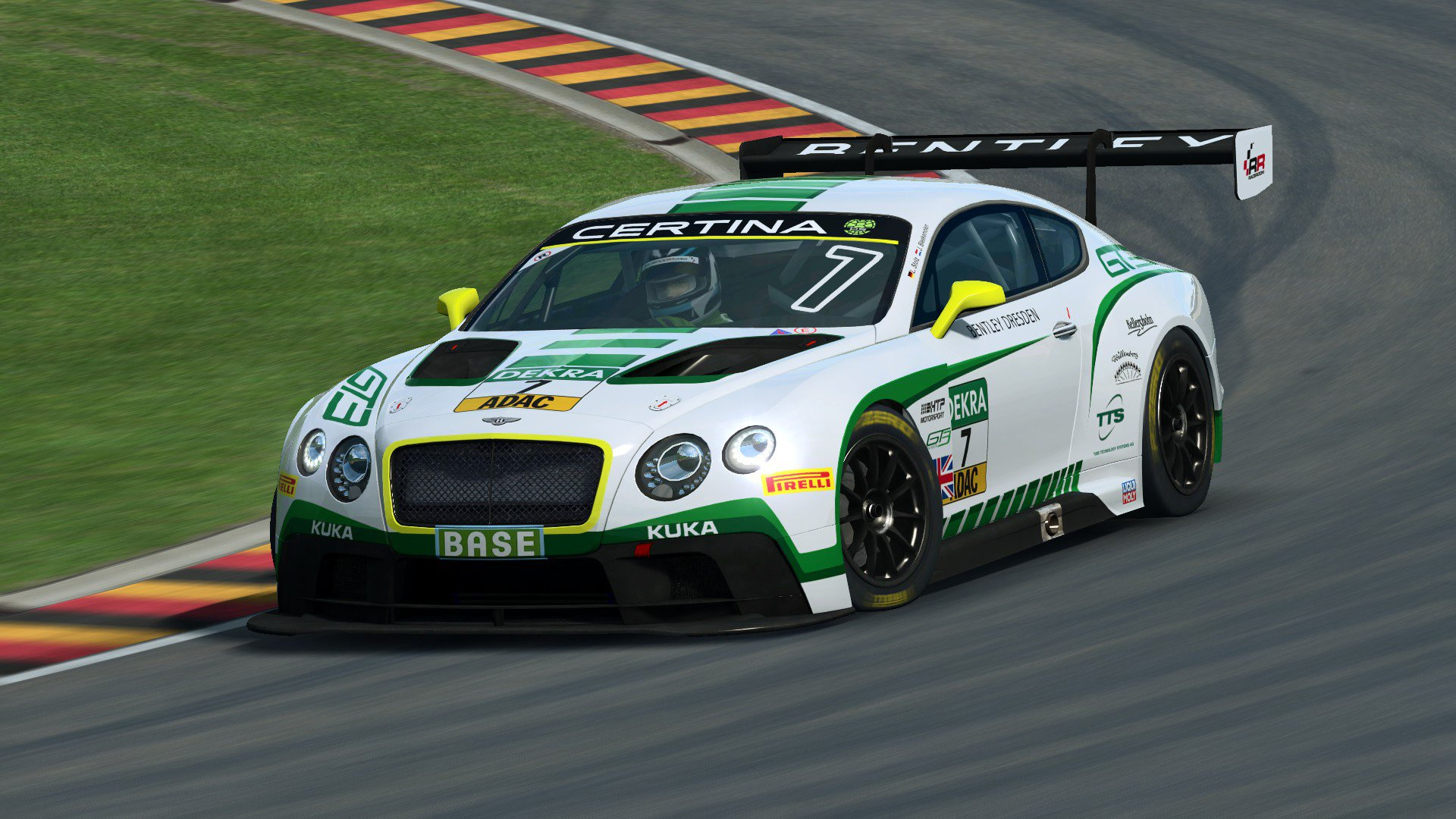 RaceRoom Bentley Continental GT3 and FR JR Preview ...