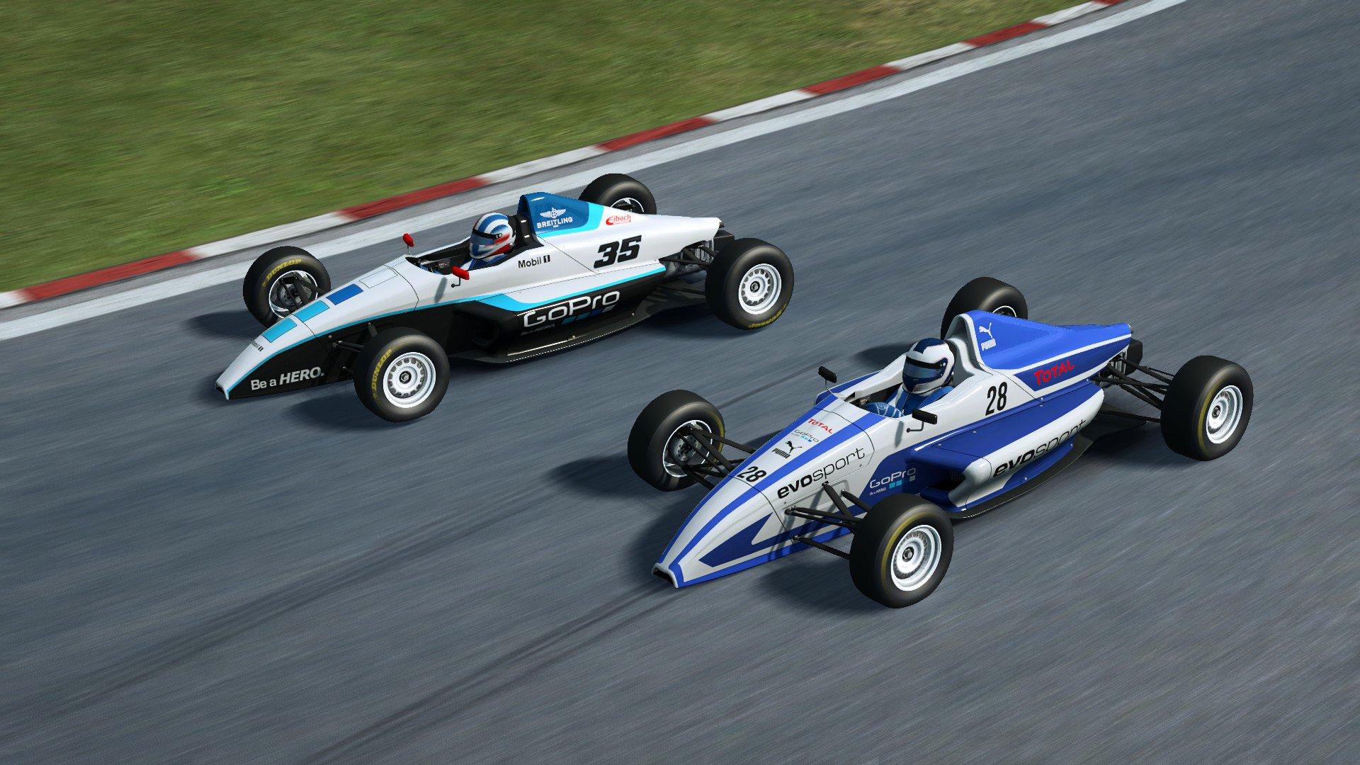 RaceRoom FR JR 6