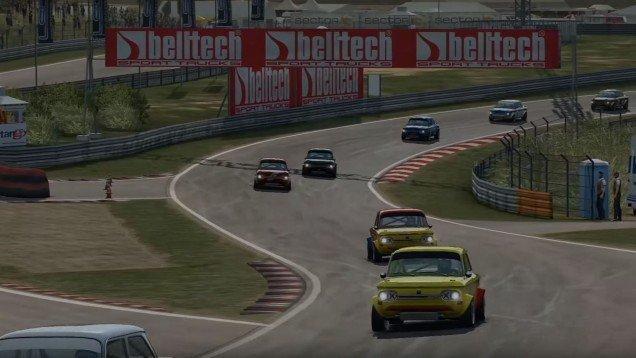 RaceRoom NSU Prinz TTS Cup