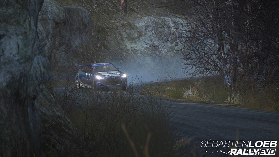 Sebastien Loeb Rally Evo Rallycross Pack Hyundai Veloster Turbo