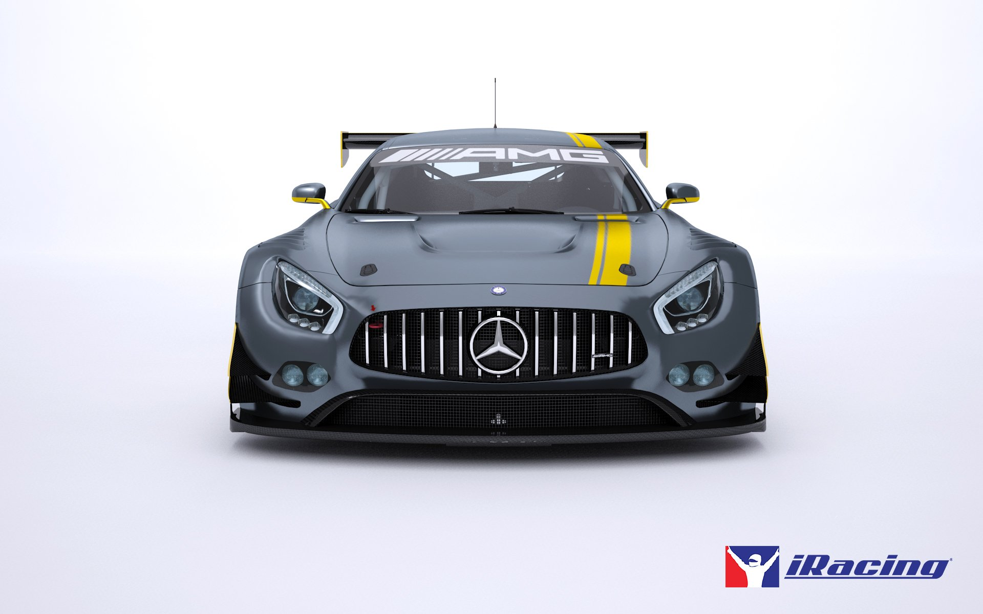 iRacing Mercedes AMG GT3