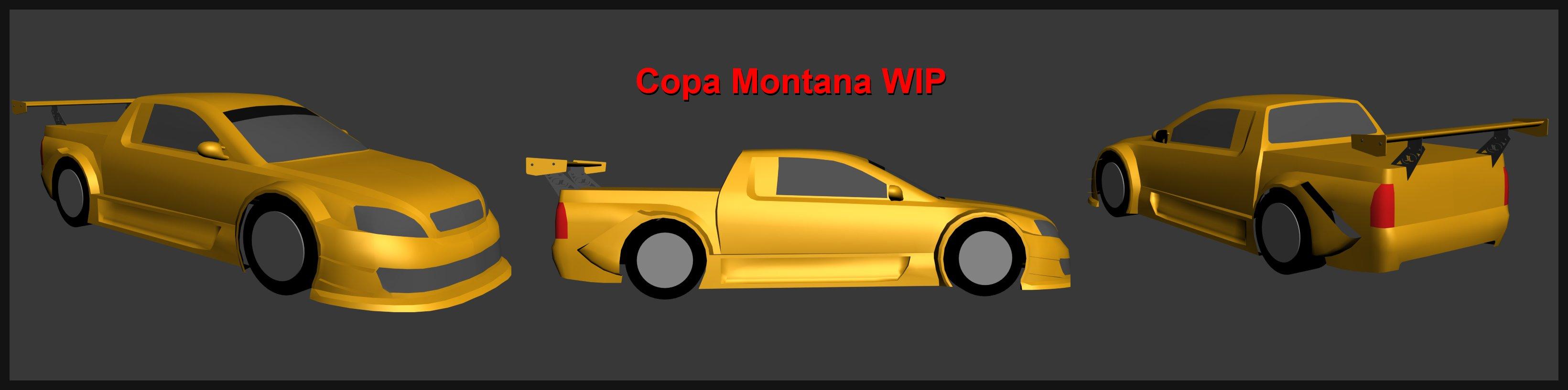 Automobilista Copa Montana