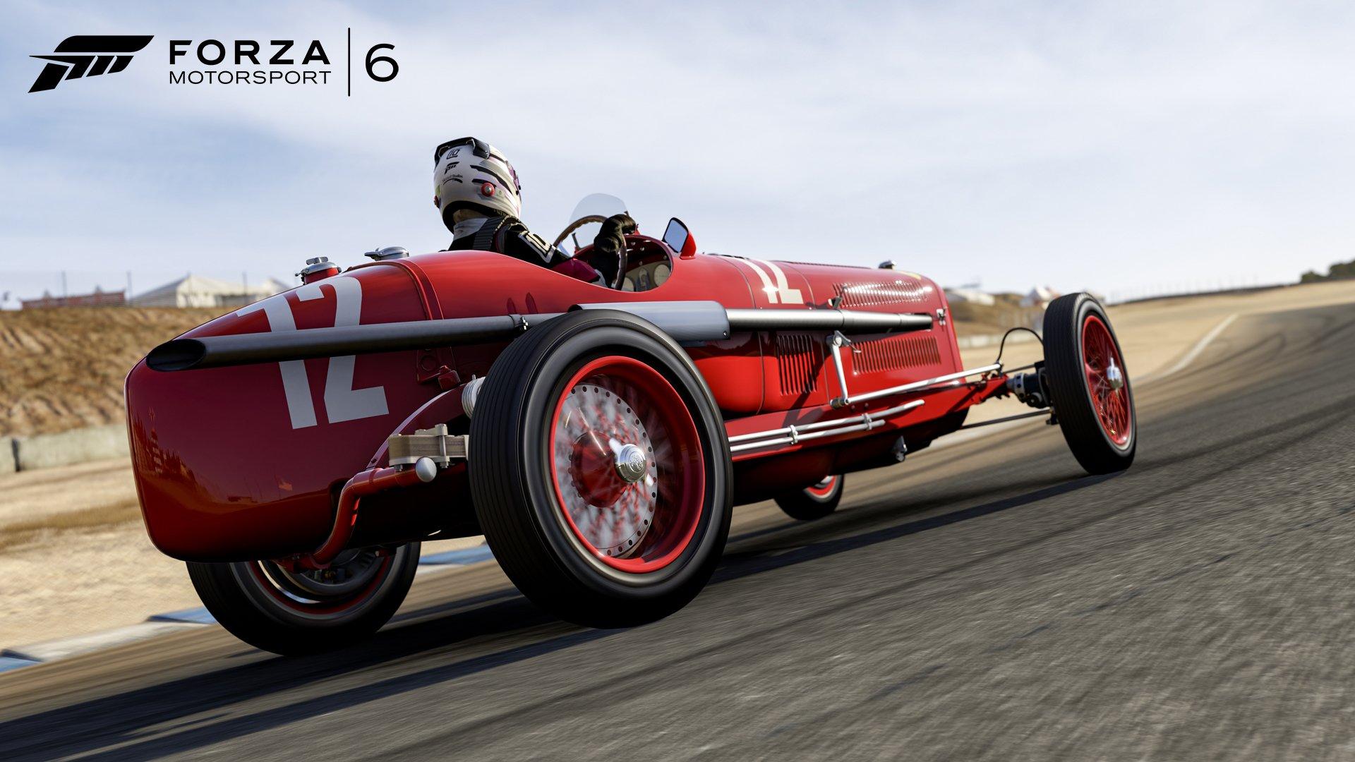 Forza Motorsport 6  1934 Alfa Romeo P3