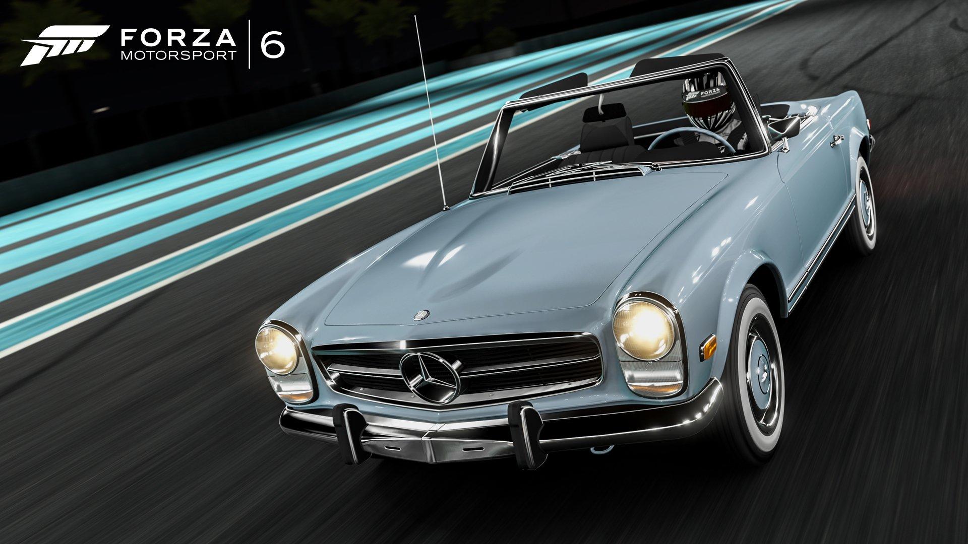 Forza Motorsport 6 1967 Mercedes-Benz 280 SL