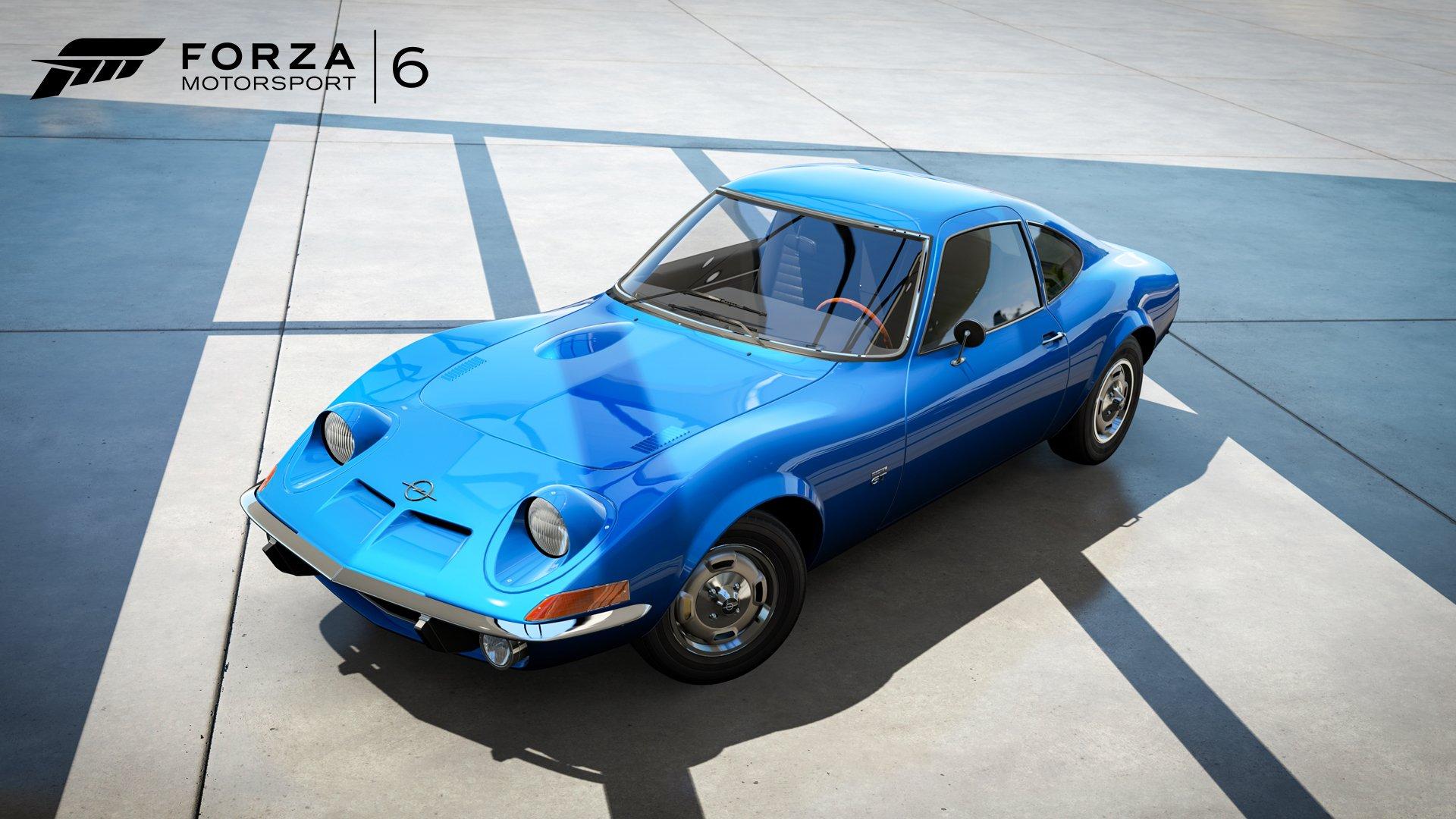 Forza Motorsport 6 1968 Opel GT