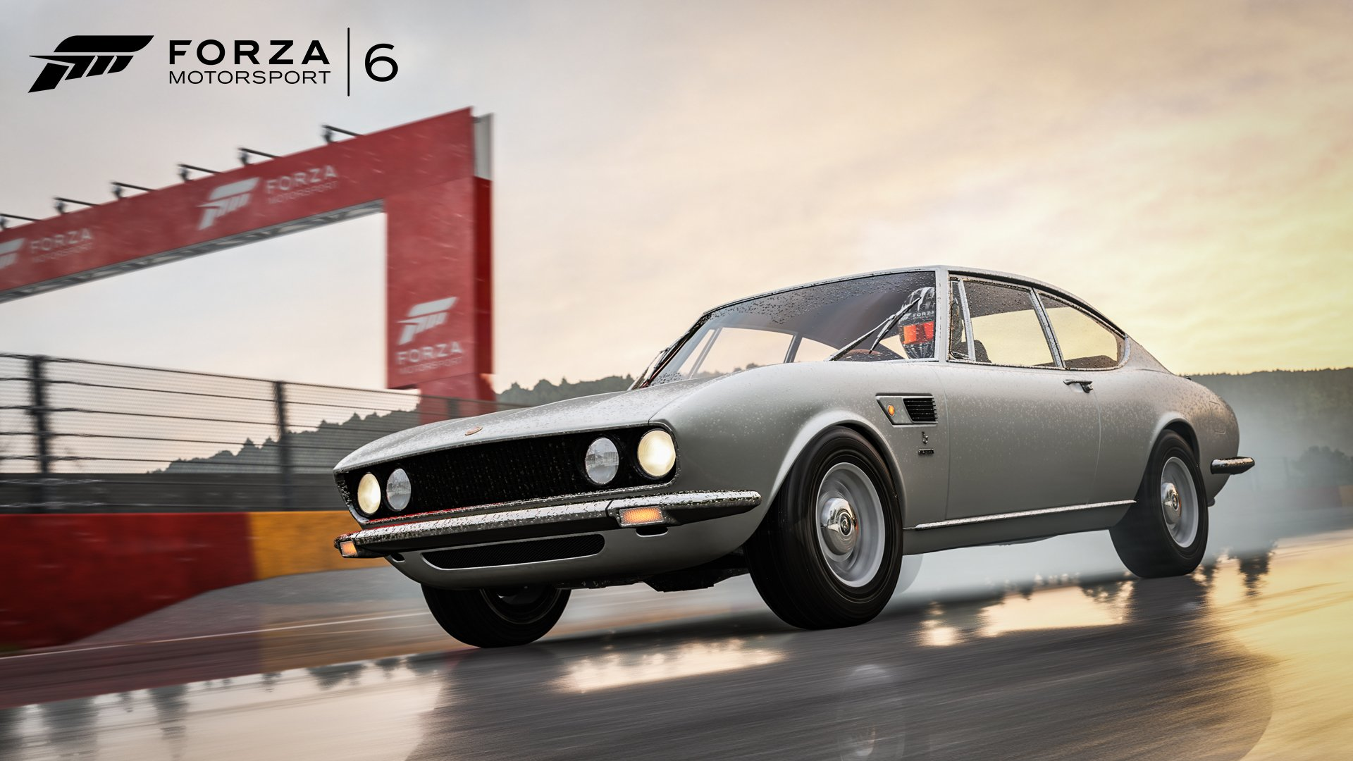 Forza Motorsport 6 1969 Fiat Dino 2.4 Coupe