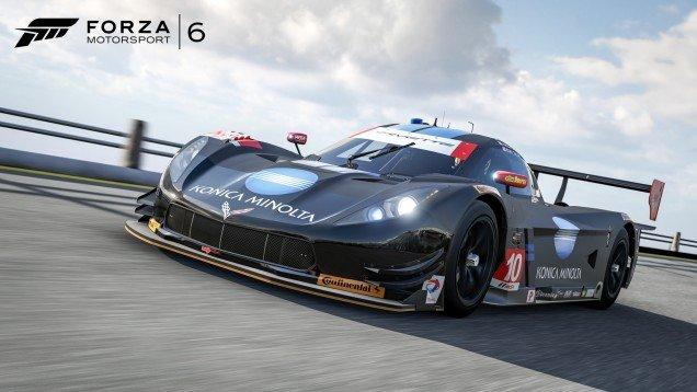 Forza Motorsport 6 Wayne Taylor Racing Corvette Daytona Prototype