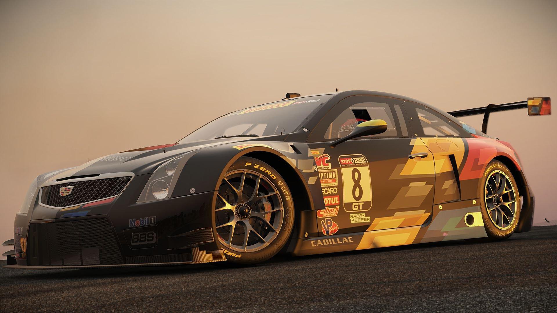 Project CARS ATS-VR GT3