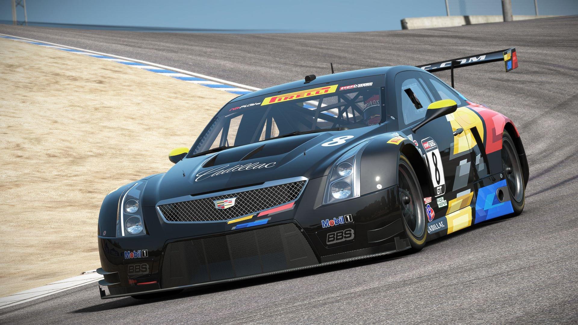 Project CARS ATS VR GT3