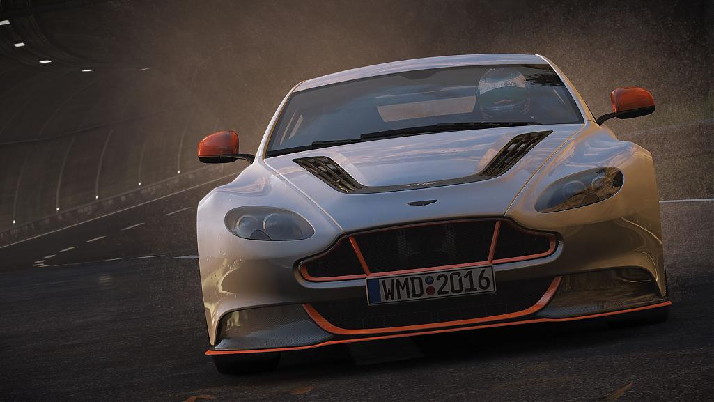 Project CARS Aston Martin GT12