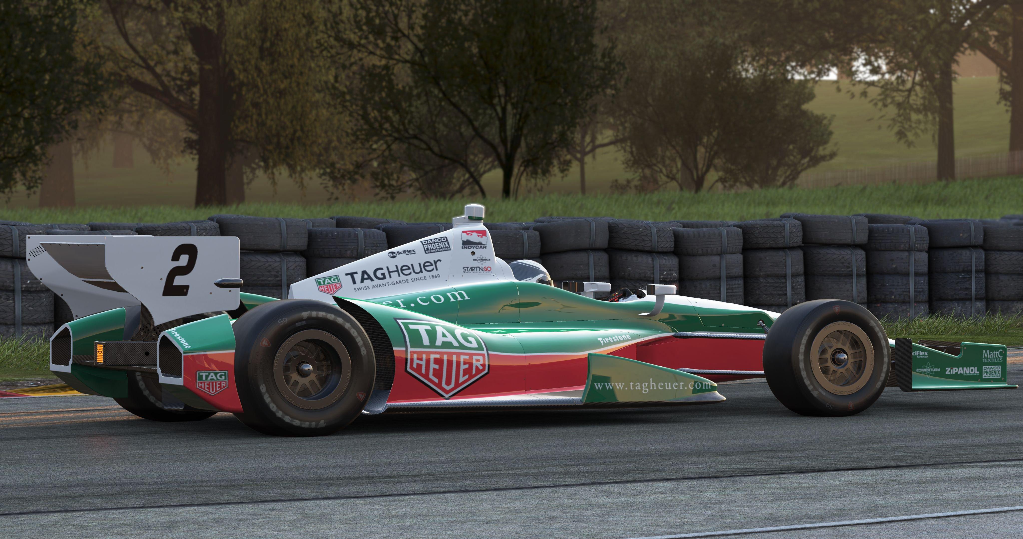 Project CARS Dallara DW12 Indycar