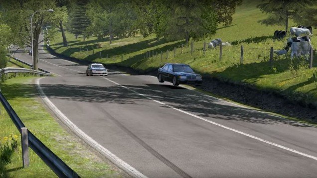 Project CARS Mercedes DTM Branchabrae