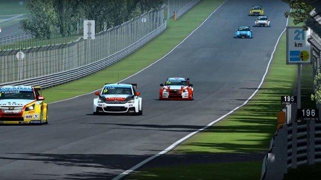 RaceRoom WTCC 2015 Nordschleife