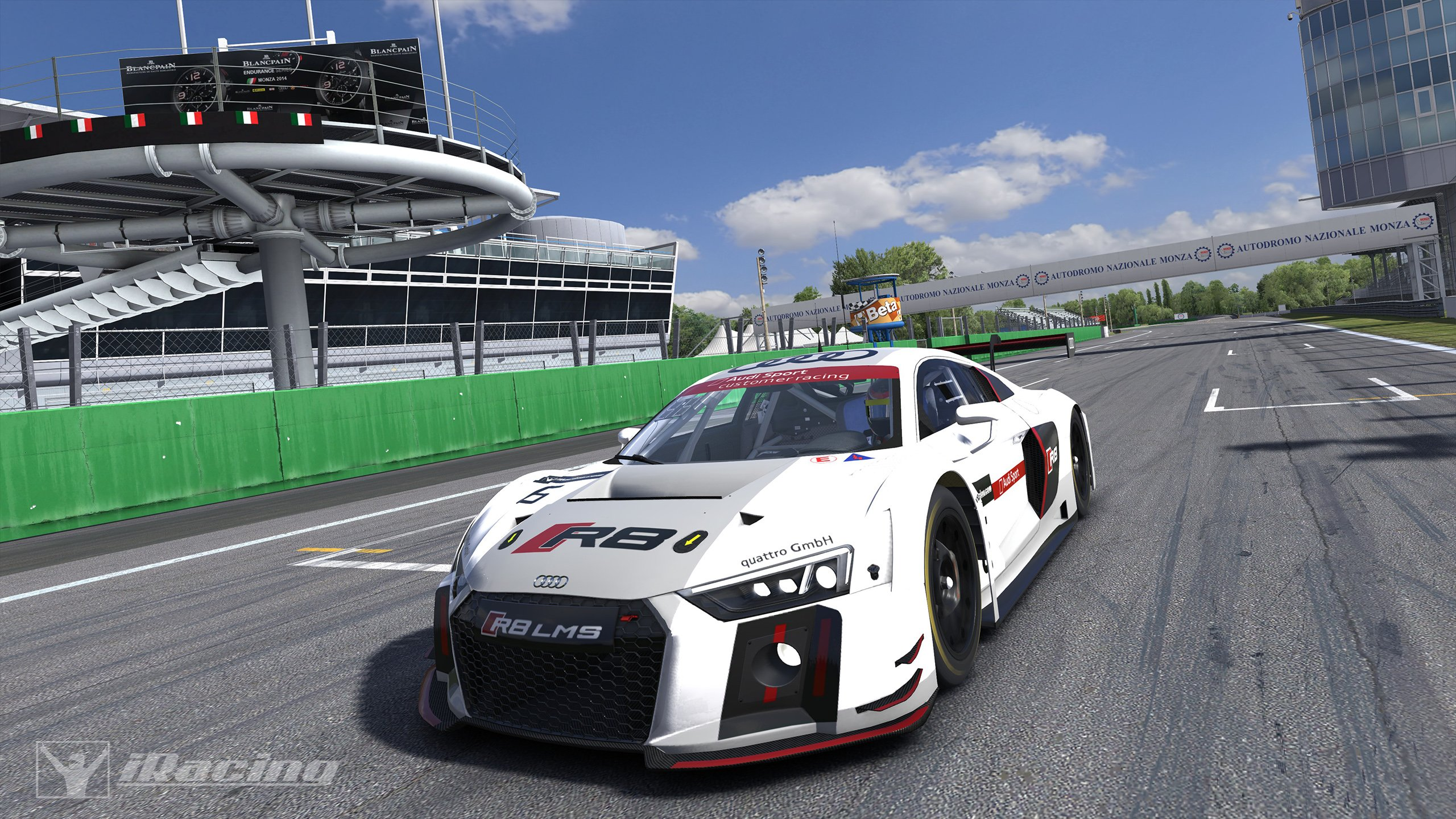 Audi R8 Lms >> iRacing Audi R8 LMS GT3 First Look - Inside Sim Racing