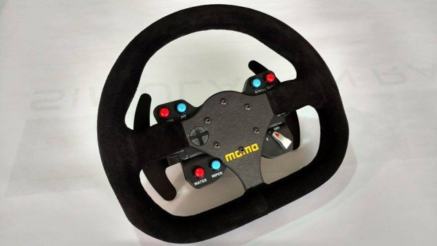 Ricmotech Joins Forces With Momo - Inside Sim Racing