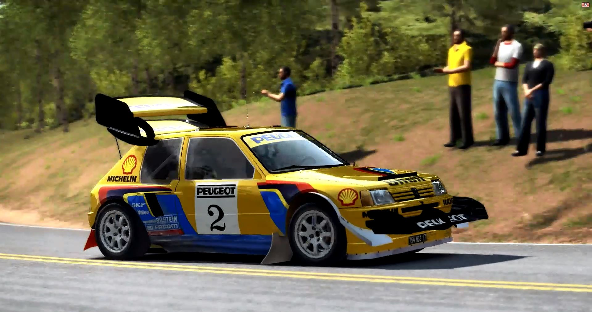 dirt rally ps4 test drives inside sim racing. Black Bedroom Furniture Sets. Home Design Ideas