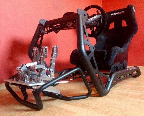 Review: Heusinkveld's Sim Pedals Pro 3 Pedal Set - Inside