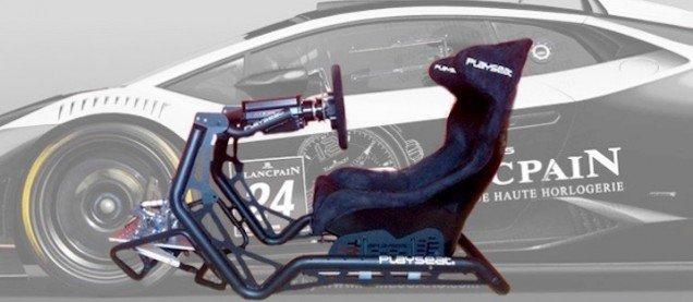 Review: Playseat Sensation Pro Sim-Racing Rig - Inside Sim