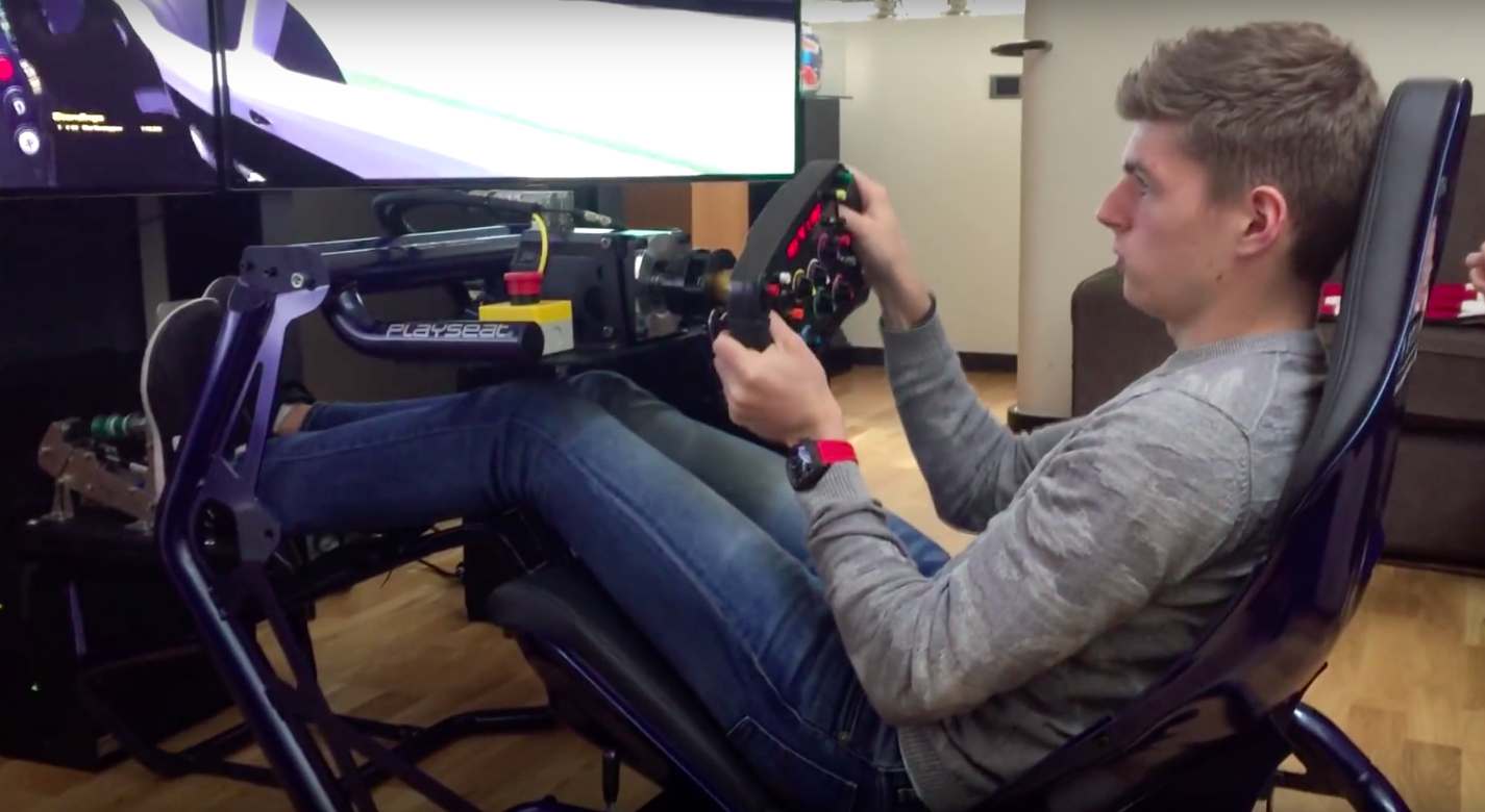 Playseat Create One Off Sim Rig For F1 Star, Max