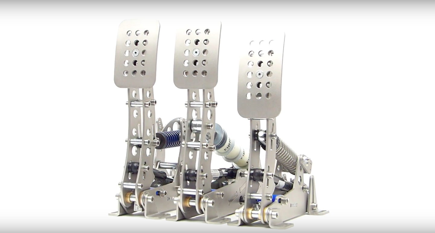 New: Heusinkveld Ultimate Pedals Product Video - Inside Sim