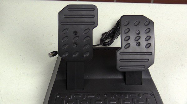 Thrustmaster TMX pedals