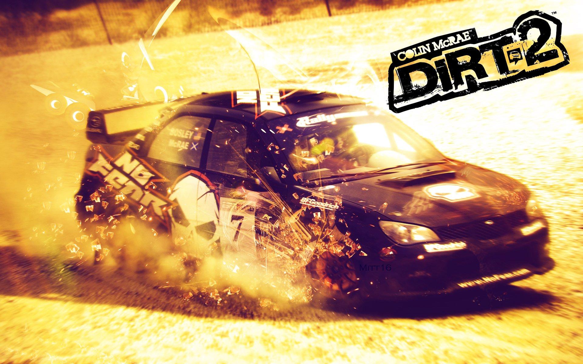 Colin McRae Dirt 2 review