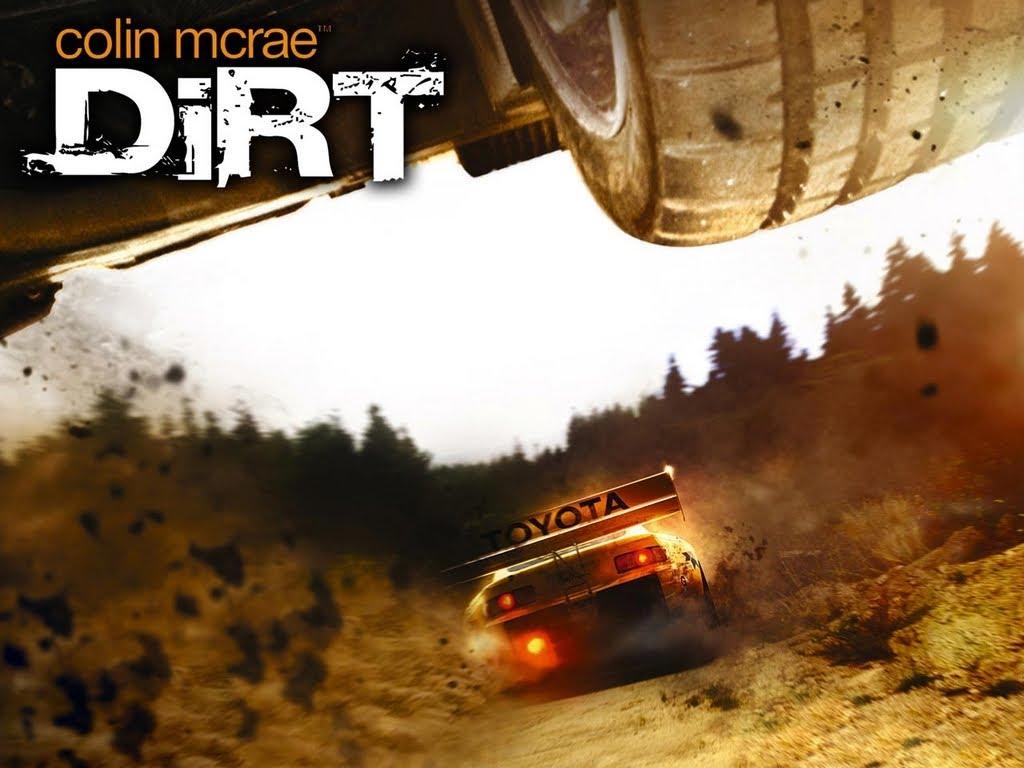 Colin McRae Dirt review