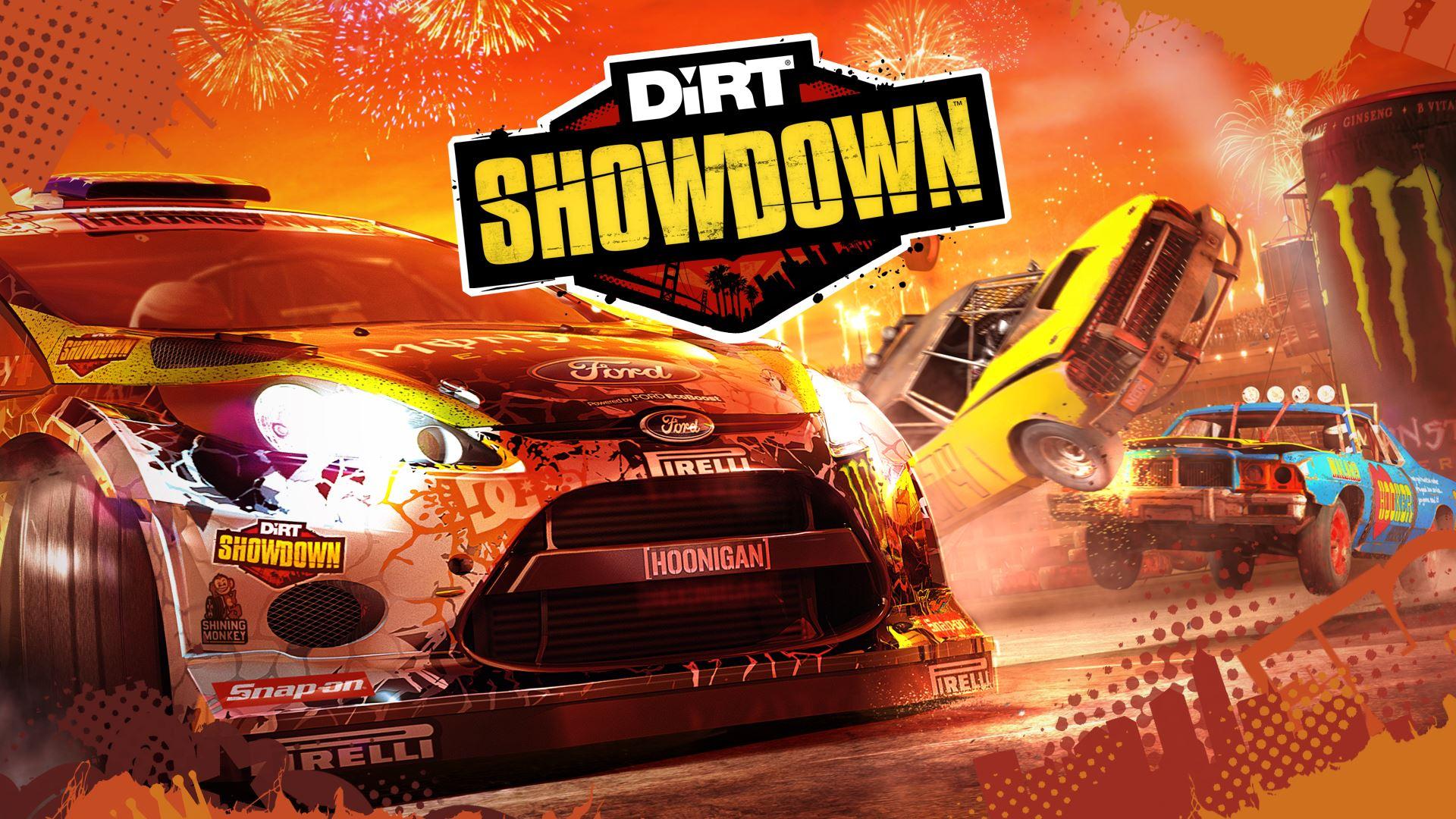Dirt Showdown review