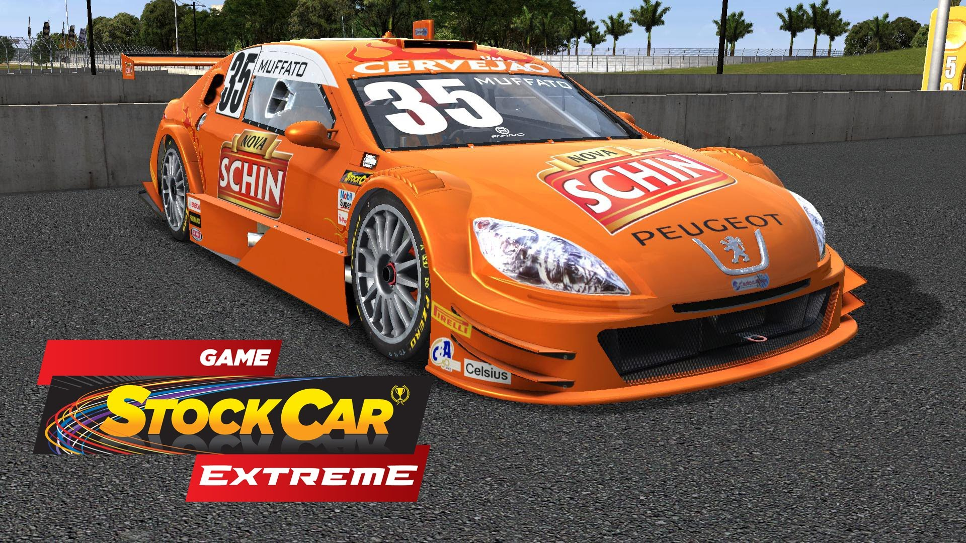 #6 GAME STOCK CAR EXTREME