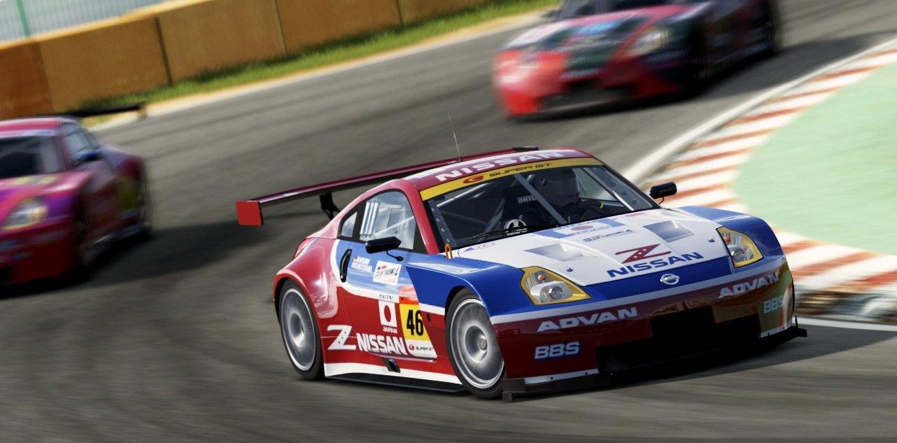 Gran Turismo 4 Inside Sim Racing