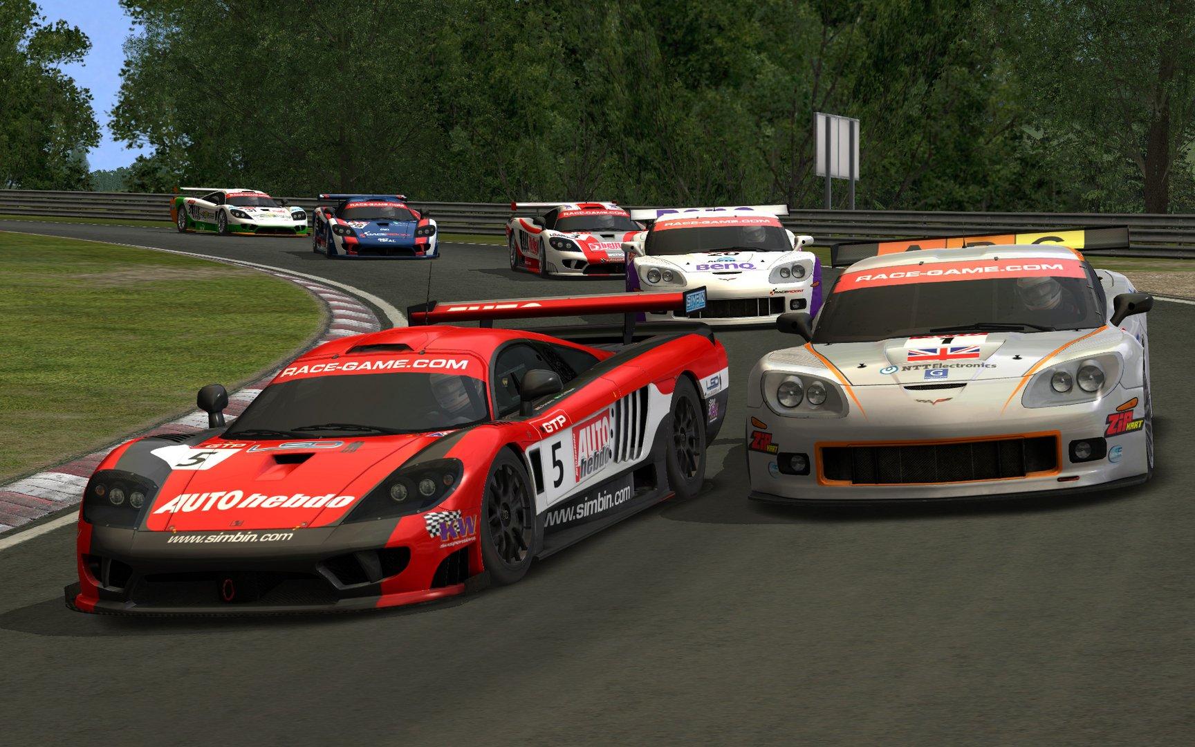 GTR Evolution review