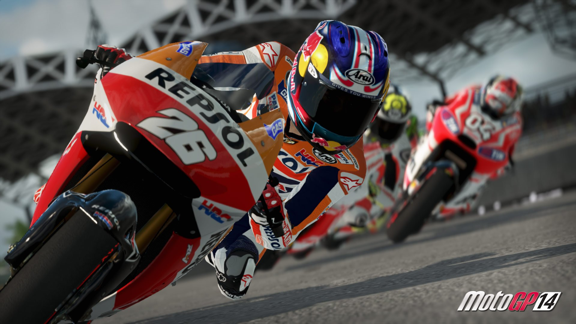 Moto GP 2014 - Inside Sim Racing