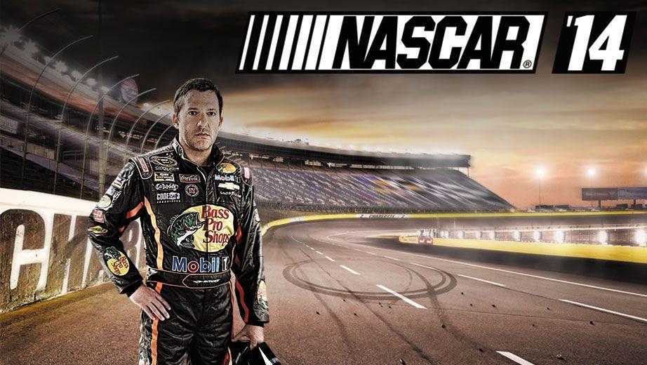 NASCAR'14 review