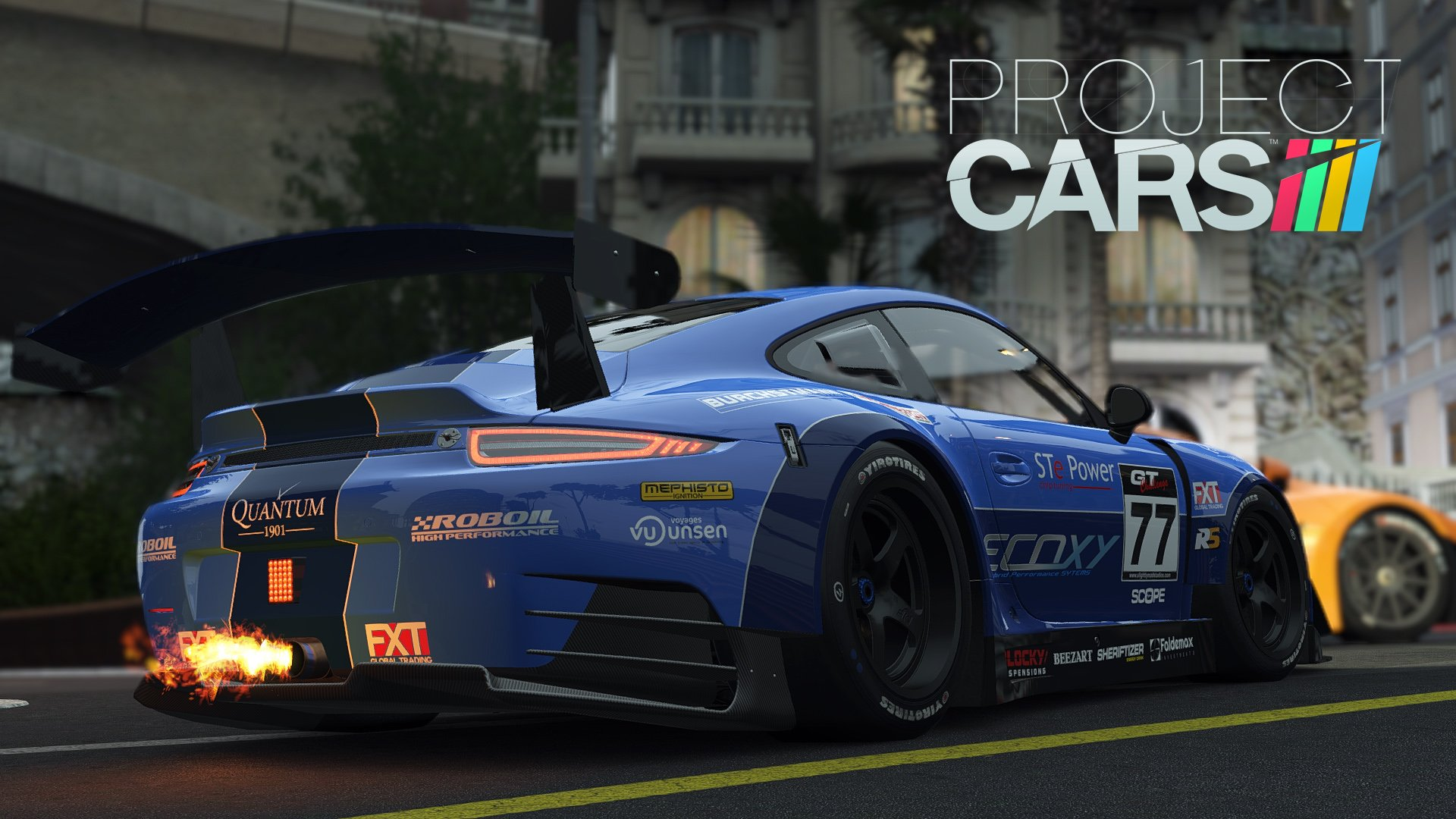 #11 PROJECT CARS