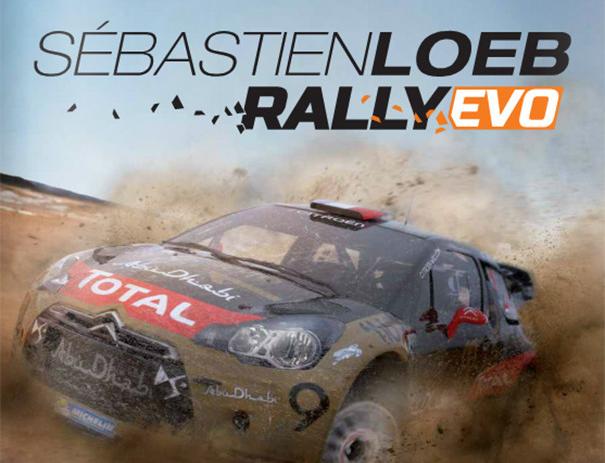 Sebastian Loeb Rally Evo review