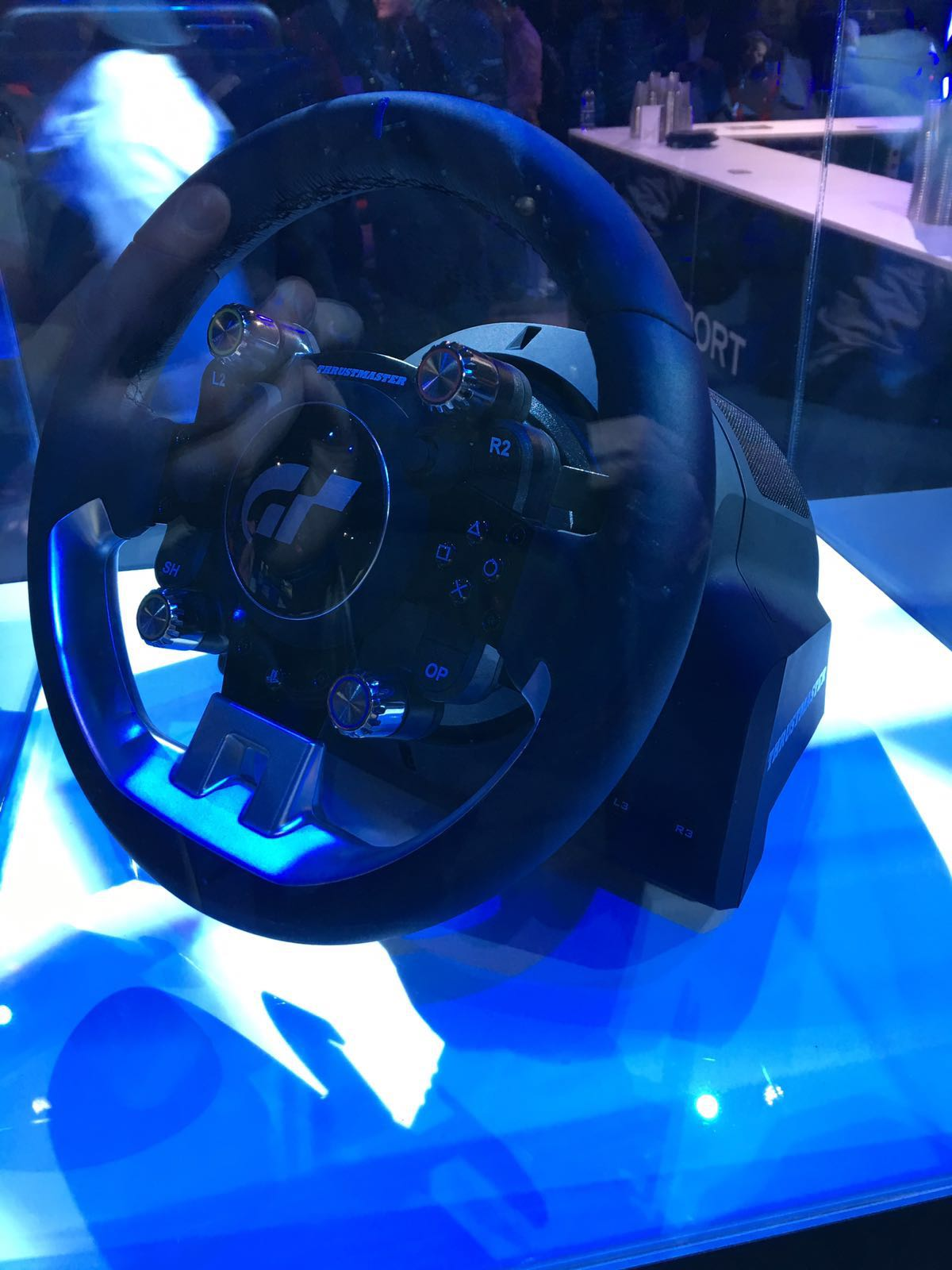 gt sport thrustmaster wheel