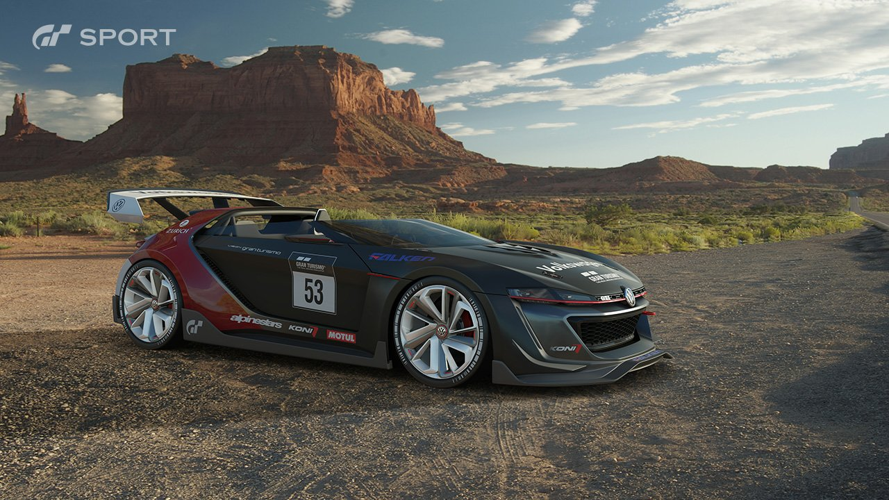 gran turismo sport arrives on the ps4 in november inside sim racing. Black Bedroom Furniture Sets. Home Design Ideas