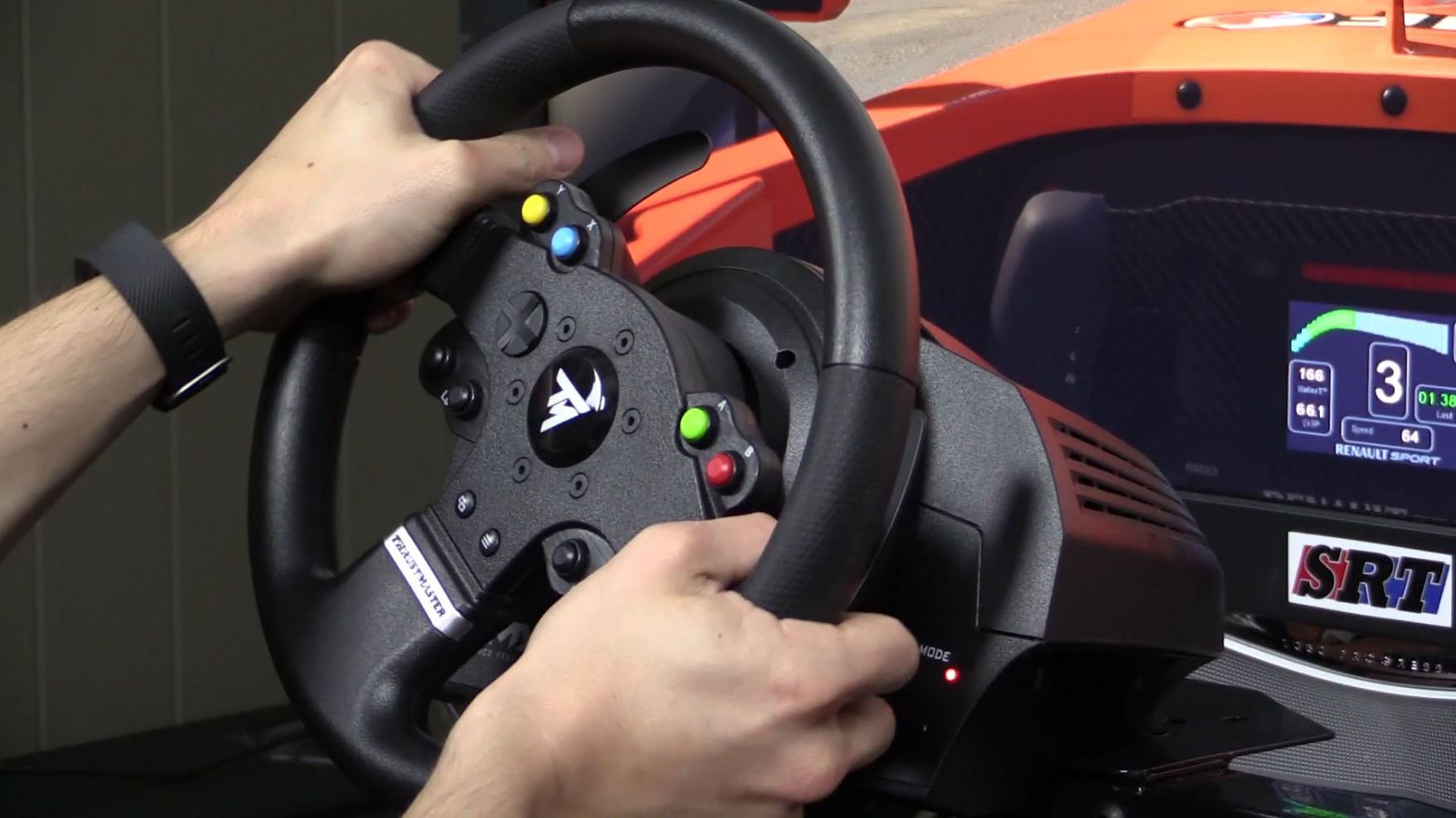 Thrustmaster TMX Review for the Xbox One and PC - Inside Sim