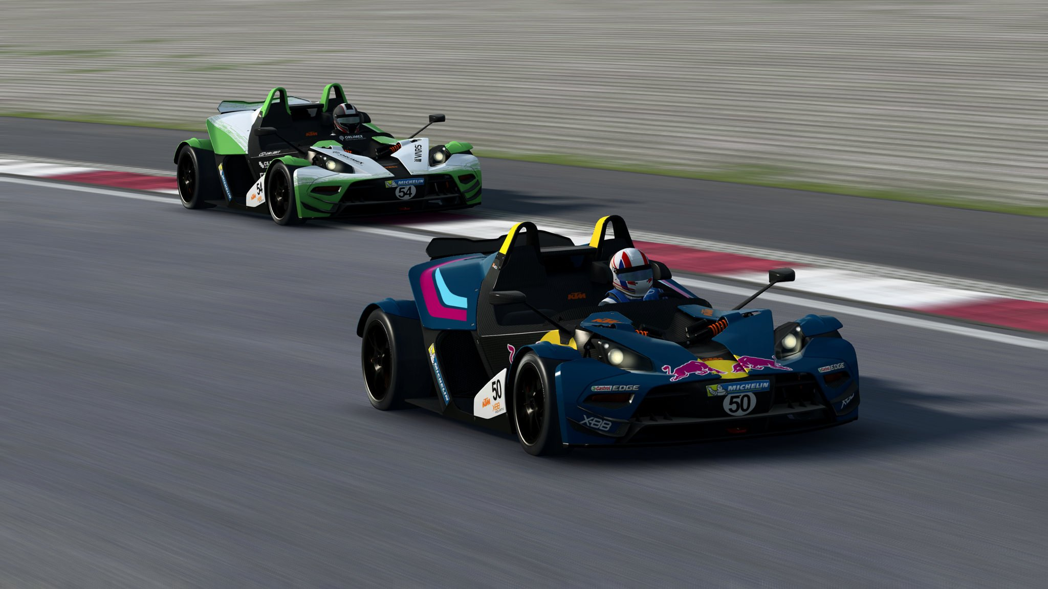 Ktm X Bow >> ktm x-bow rr raceroom