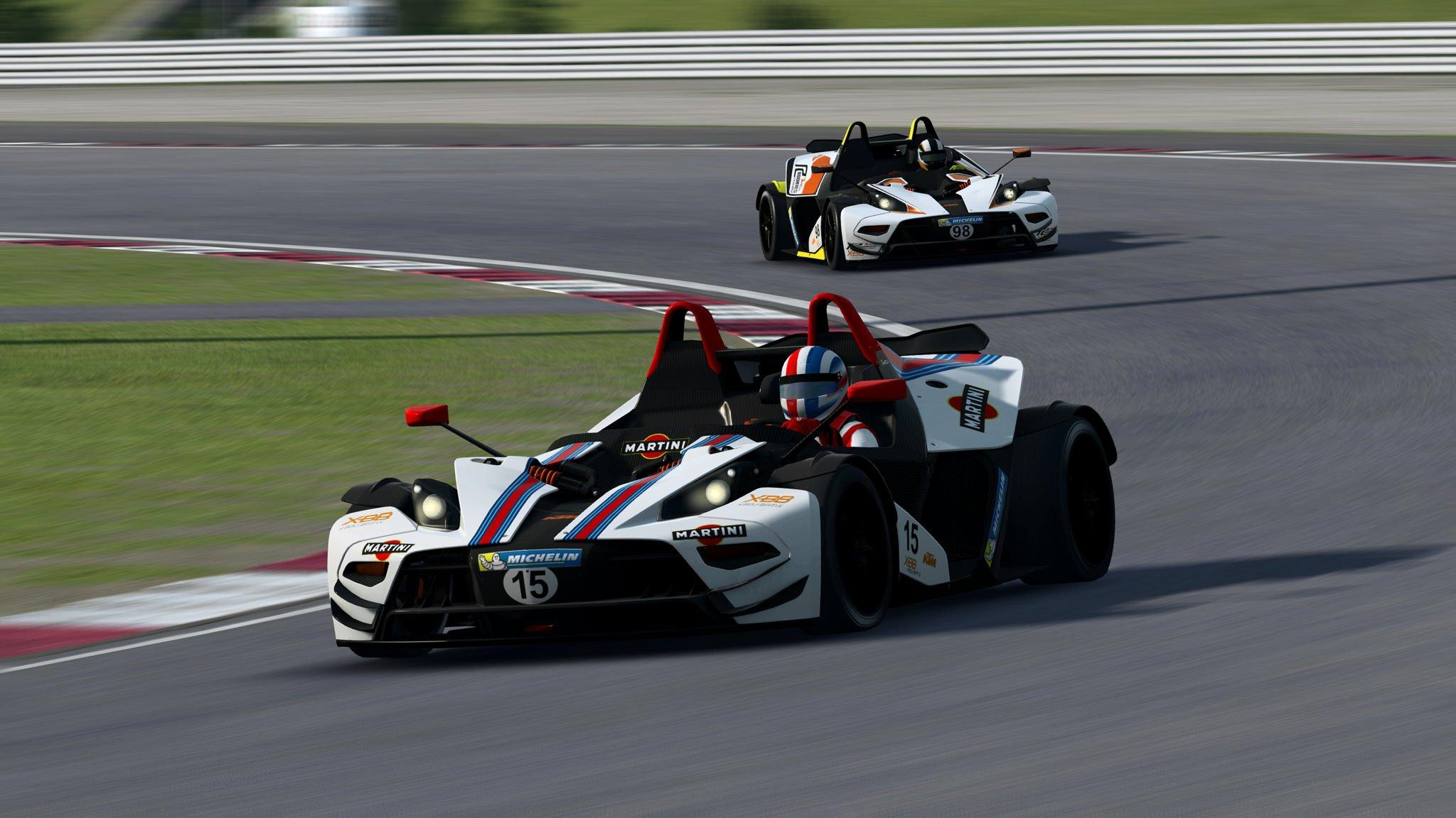 ktm x-bow rr raceroom